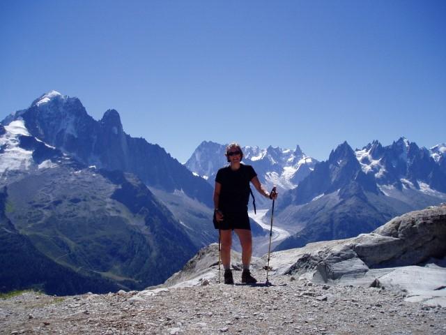 Chamonix Hiking