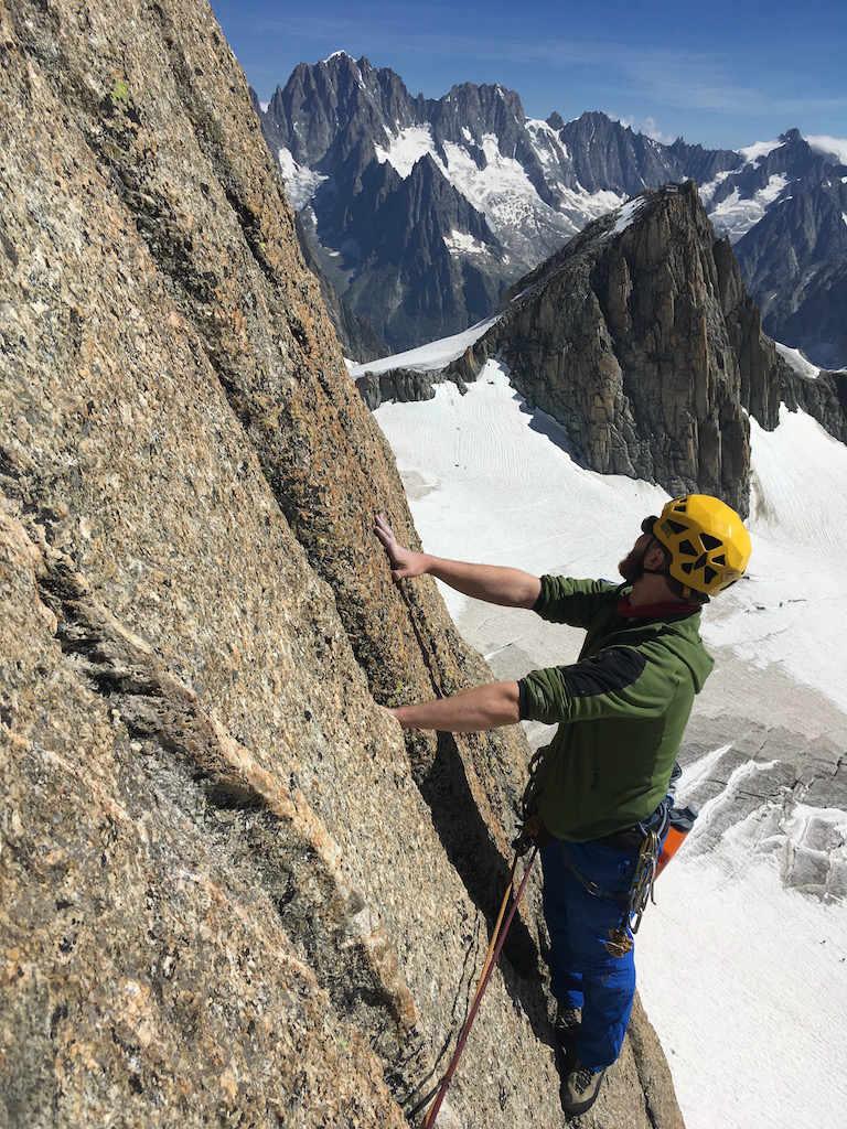 Climb with Jeff