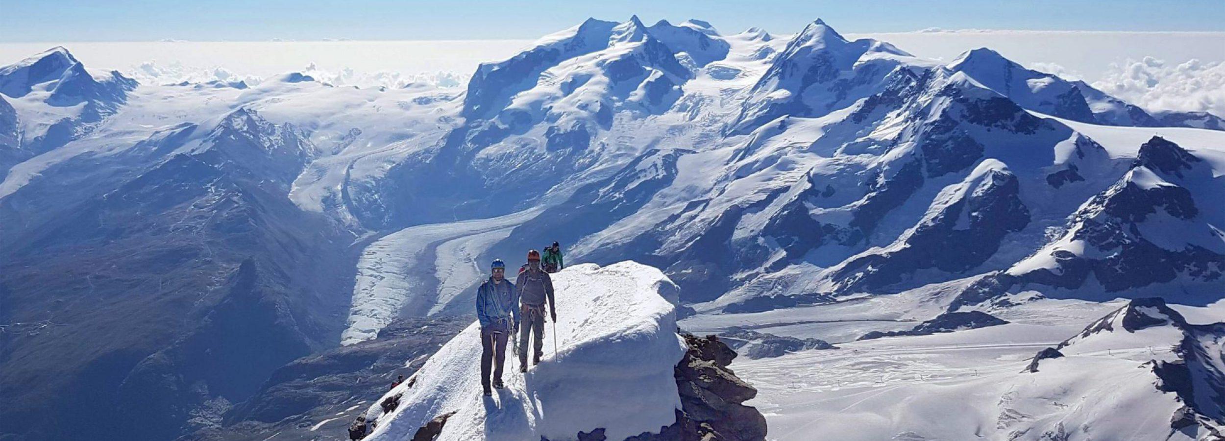 JW on Matterhorn Peak
