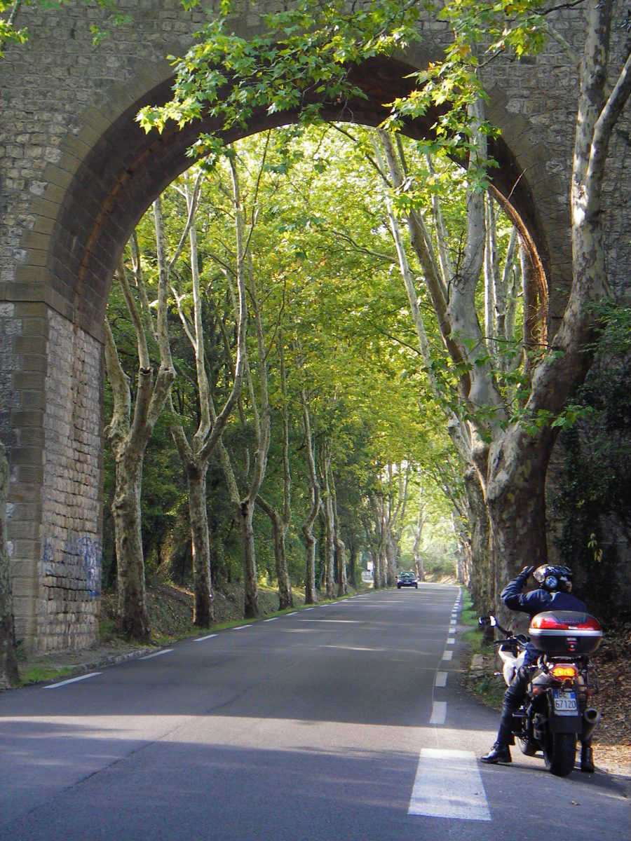 Riding in France