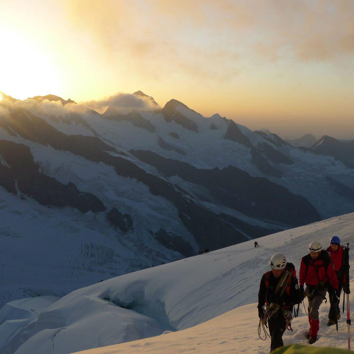 Alpine Mountaineering