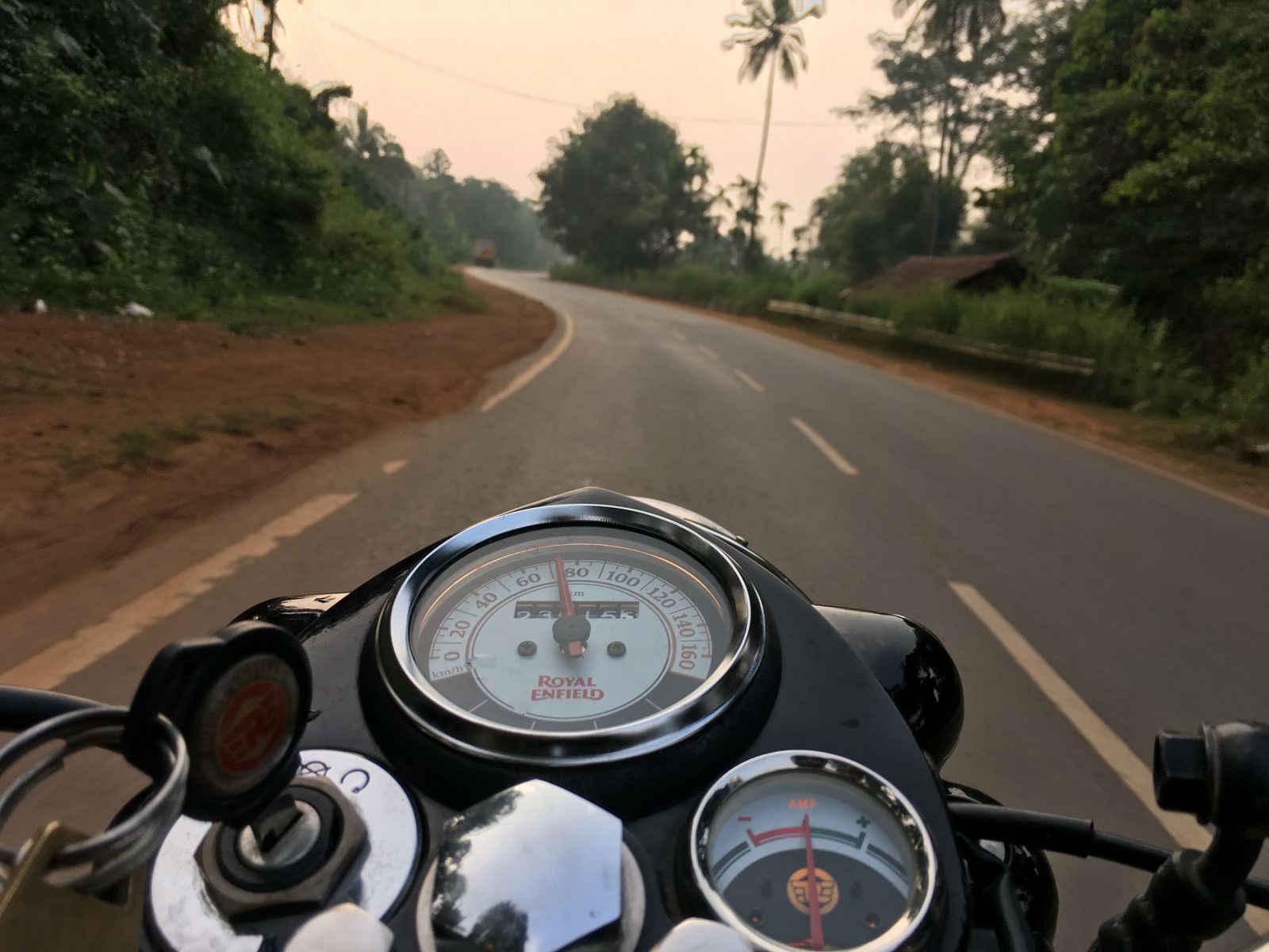International motorcycle tours