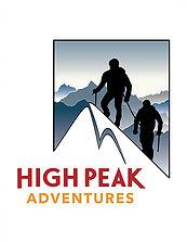 HighPeakAdventures logo
