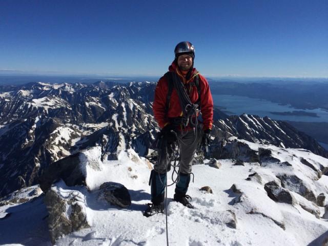 Jeff Witt guiding