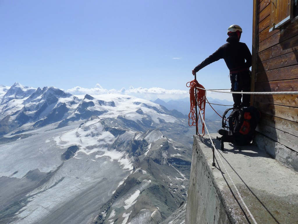 Alpine refuge
